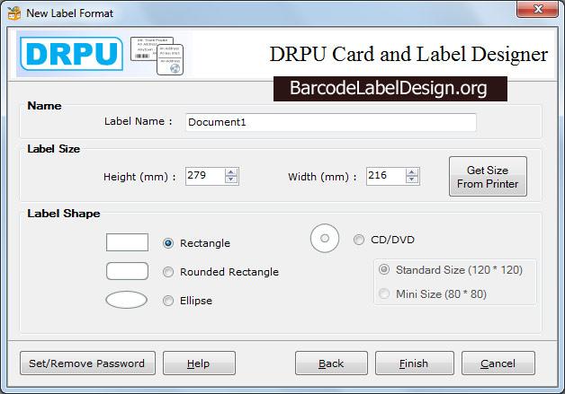Windows 7 ID Card Designer Software 8.2.0.1 full